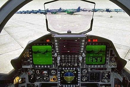 Cockpit  F15Einfo  F15Einfo Strike Eagle reference