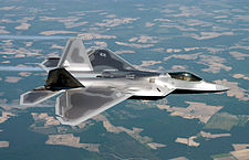 F-22猛禽战斗机