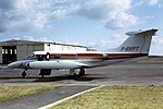F-BXPT Learjet CVT 08-08-1979 (26432893519).jpg