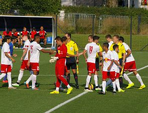 FC Liefering vs. Creighton University 48.JPG