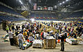 FEMA - 40453 - Volunteers at the Fargodome in North Dakota.jpg