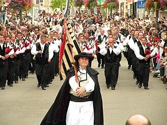 Festival Interceltique de Lorient - Image: FIL2009 010 Kevrenn Alre