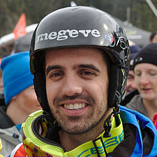 FIS Moguls World Cup 2015 Finals - Megève - 20150315 - Anthony Benna 6.jpg
