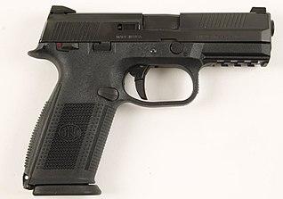 FN FNS semi-automatic pistol