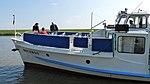 Fahrgastschiff Mocambo (Bug).JPG