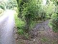 Farm track off Kirley Road - geograph.org.uk - 433849.jpg
