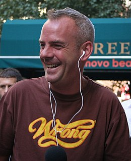 Fatboy Slim British DJ, musician, and record producer