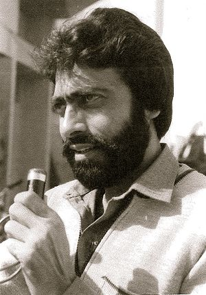 Fazal Malik Akif - Fazal Malik Akif in 1984