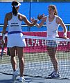 Fed Cup Group I 2011 Europe Africa day 1 Patty Schnyder Anne Keothavong 001.jpg