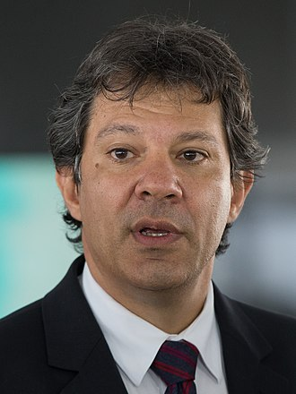 2018 Brazilian general election - Image: Fernando Haddad Prefeito 2016