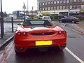 Ferrari F430 - rear view - geograph.org.uk - 1456860.jpg