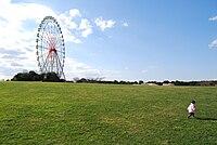 Ferris wheel of the Hitachi beach park,hitachi-kaihin-koen,hitachinaka-city,japan.JPG