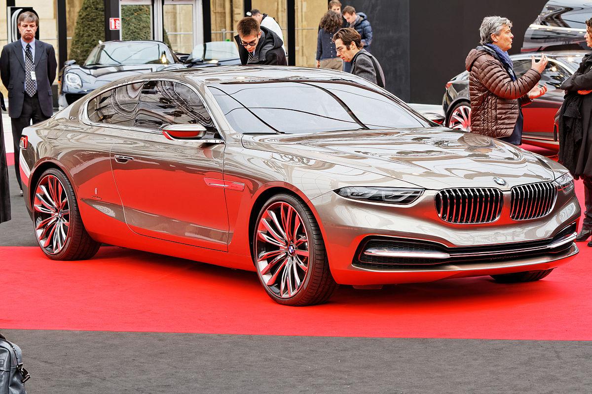bmw pininfarina gran lusso coupe wikipedia