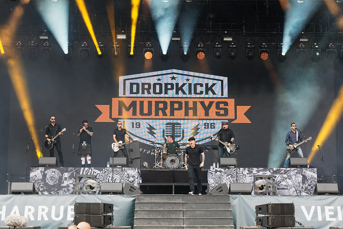 Filme Skinhead with regard to dropkick murphys — wikipédia