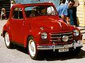 Fiat 500C Convertible 1953.jpg