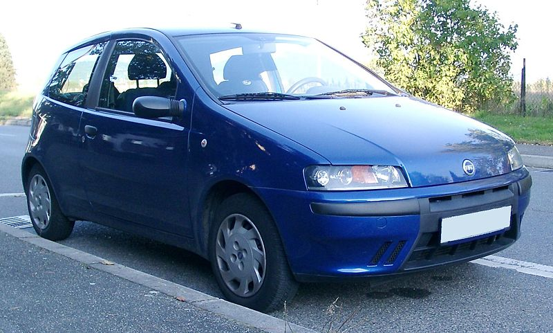 Fiat Punto 2002 Sport. Fiat Punto Mk2 1.2 8v Car Is