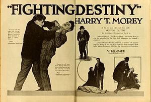 Harry T. Morey - Fighting Destiny (1919)