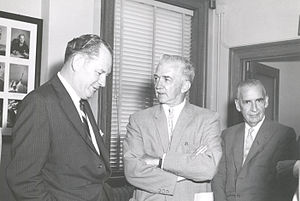 National Aeronautics and Space Act - The final meeting of the NACA, before being absorbed into NASA.
