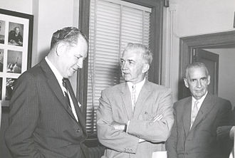 National Aeronautics and Space Act - The final meeting of the NACA, before being absorbed into NASA
