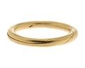 Fingerring, s.k. tvillingring, av guld, 1829 - Hallwylska museet - 110158.tif