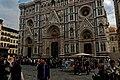 Firenze - Florence - Piazza di San Giovanni - View East on Cattedrale del Santa Maria del Fiore.jpg