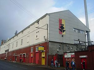My own pic of Firhill