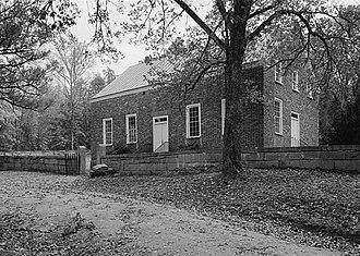 Old Brick Church (Fairfield County, South Carolina) - Ebenezer Associate Reformed Presbyterian Church (Old Brick Church)