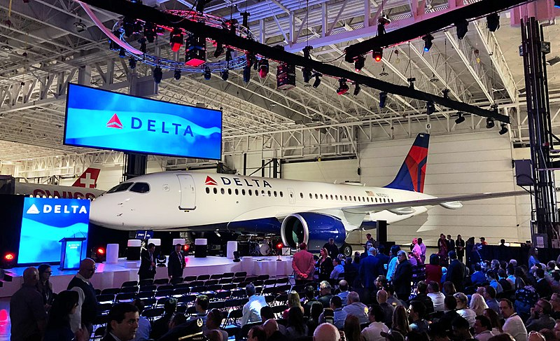 File:First Delta A220 delivery (43749329070).jpg