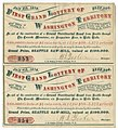 First Grand Lottery of Washington Territory tickets, July 4, 1876 (MOHAI 11693).jpg