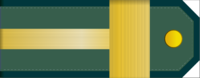 First Sergeant rank insignia (North Korean police).png