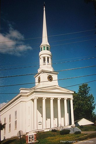 Ellsworth, Maine - The First Congregational Church of Ellsworth is a United Church of Christ congregation.