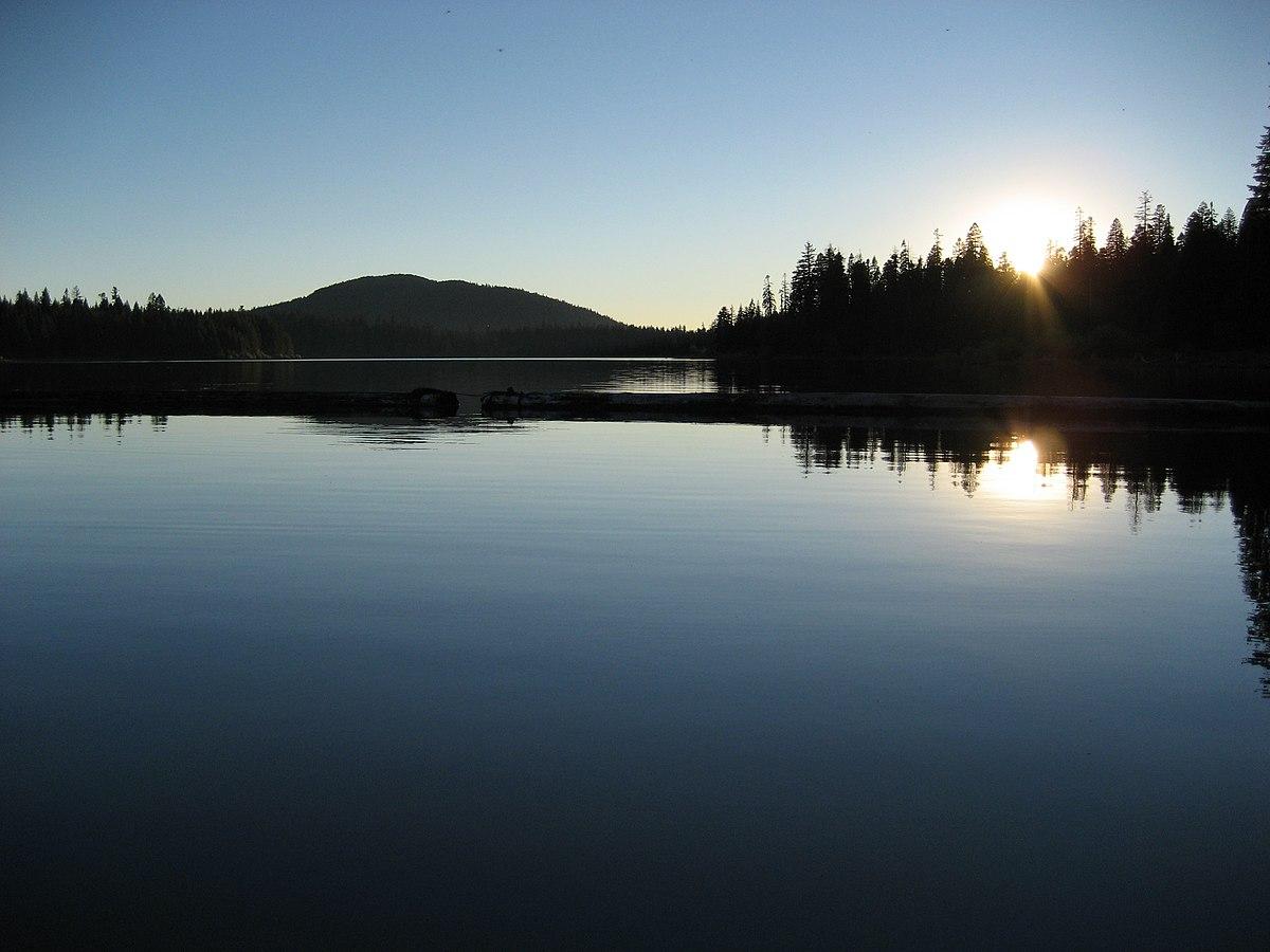 Fish lake jackson county oregon wikipedia for Jackson lake fishing
