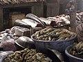 Fish market at Chittaranjan Park (943503956).jpg