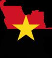 Flag map of Angola (MPLA).png