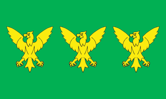 Caernarfonshire - Image: Flag of Caernarfonshire