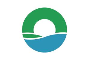 Hokota, Ibaraki - Image: Flag of Hokota Ibaraki