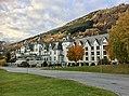 Fleischer's Hotel, Evangervegen E16, Voss, Norway 2016-10-25 01.jpg