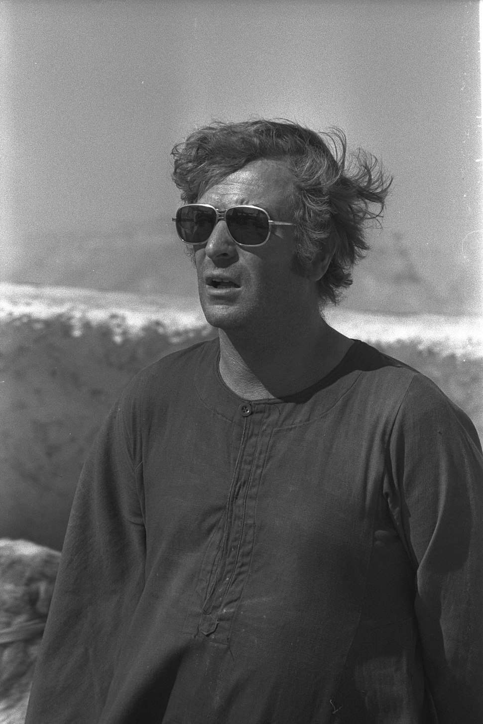 Flickr - Government Press Office (GPO) - Michael Caine in 'Ashanti'