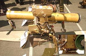 9M113 Konkurs - 9M113 Konkurs missile