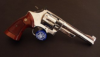 Smith & Wesson Model 27 - Image: Flickr ~Steve Z~ S^W 27 Nickel
