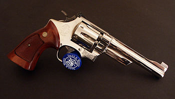 Smith Amp Wesson Model 27 Wikipedia The Free Encyclopedia