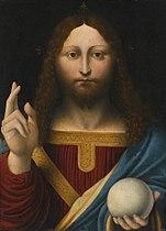 Leonardo Da Vinci Salvator Mundi Wikipedia >> Salvator Mundi (Leonardo)