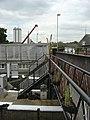 Footbridge at Brentford Thames Locks - geograph.org.uk - 945191.jpg