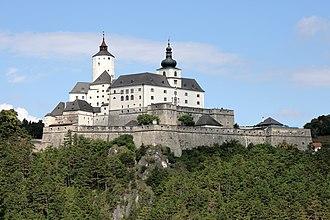 Forchtenstein - Image: Forchtenstein Burg (2)
