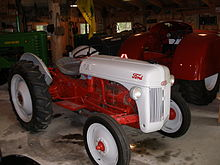 Ford Tractor Paint Colors