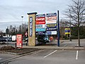 Forest Retail Park - advertising board - geograph.org.uk - 1758463.jpg