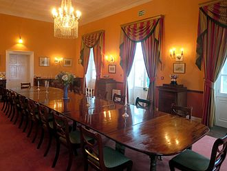 Plantation House (Saint Helena) - Formal Dining Room