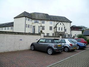 Elsie Inglis Memorial Hospital - Former Elsie Inglis Hospital