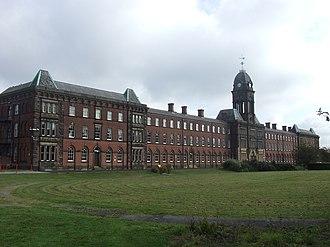 Fulwood, Lancashire - The former Fulwood Workhouse