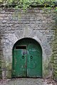 Fort Wallis casemate entrance Luxembourg City 2012-04.jpg